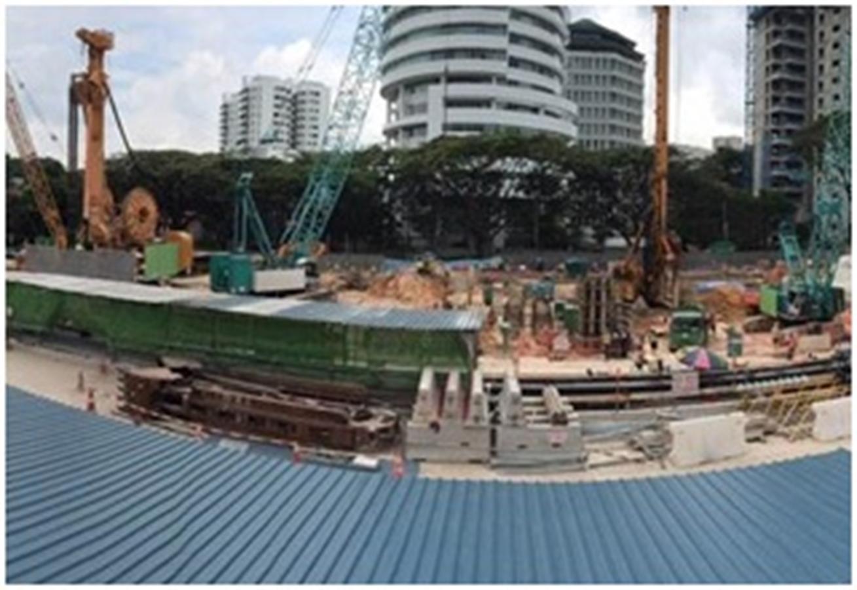 MRT Projects – Ground Preparation